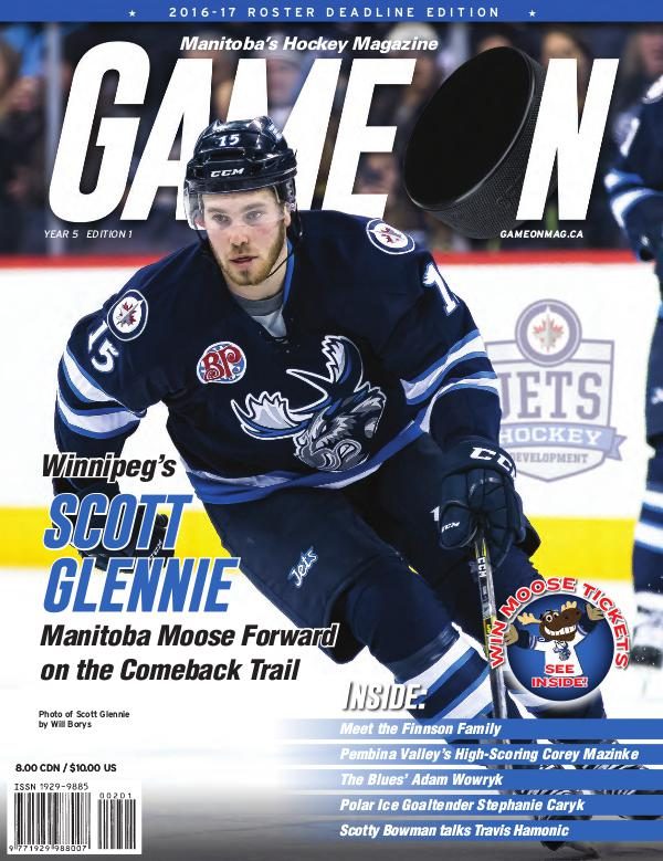 Game On Magazine 2017 February 2017