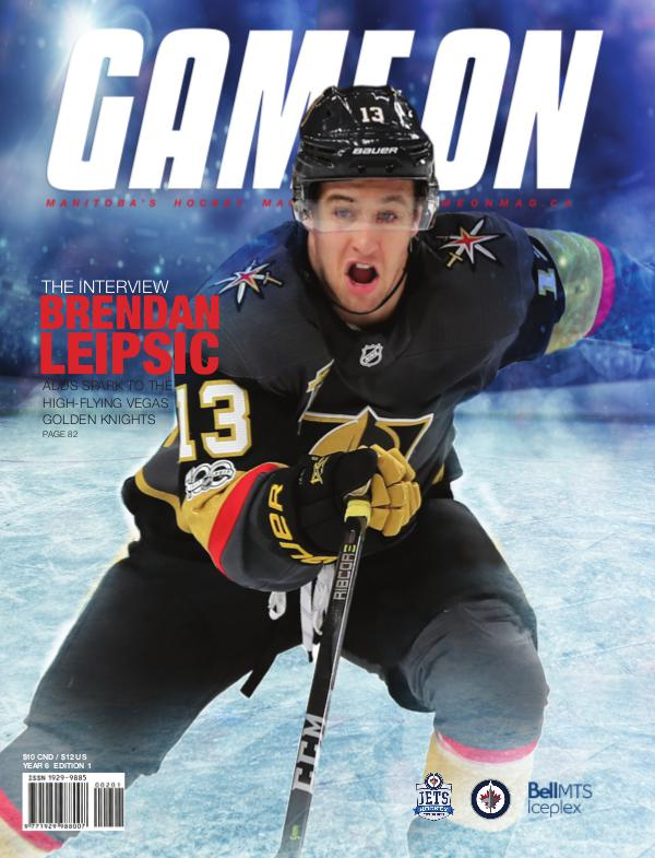 Game On Magazine - Regular Season Edition