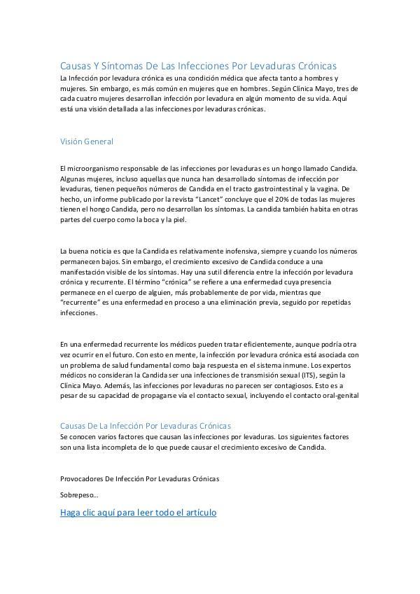 Los Mejores Remedios Caseros Para Las Infecciones Por Hongos | Que Fu Causas Y Síntomas De Las Infecciones Por Levaduras