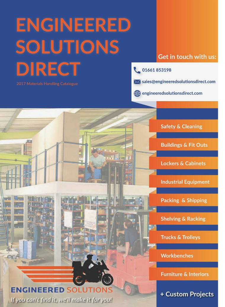 Engineered Solutions Direct Catalogue 2018 catalgoue2k17smaller