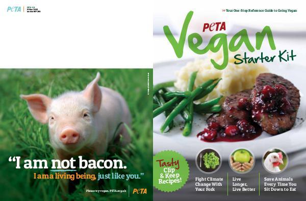 PETA Vegan Starter Kit 1