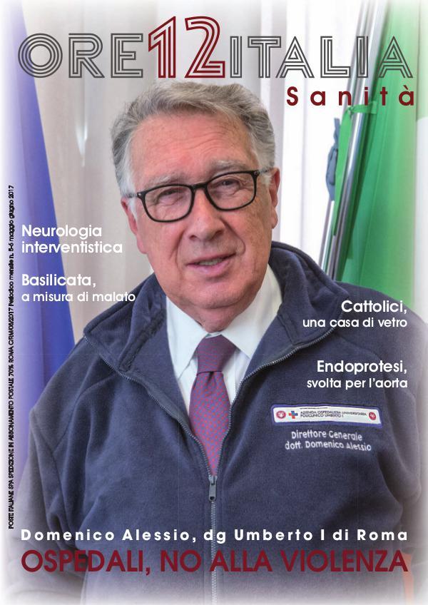ORE 12 ITALIA - Sanità 5/6/2017