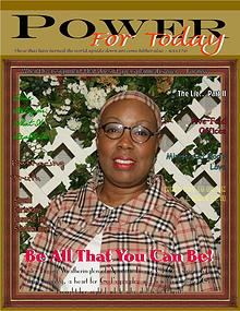 Power For Today Magazine, Third Quarter 2016