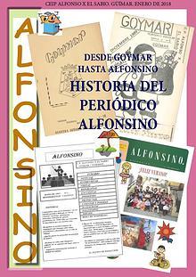 HISTORIA DEL PERIÓDICO ESCOLAR ALFONSINO