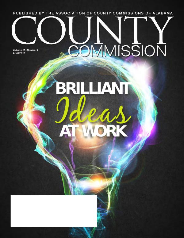 County Commission | The Magazine April 2017