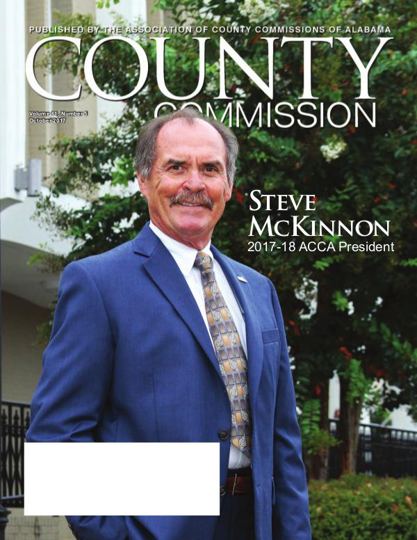 County Commission | The Magazine October 2017