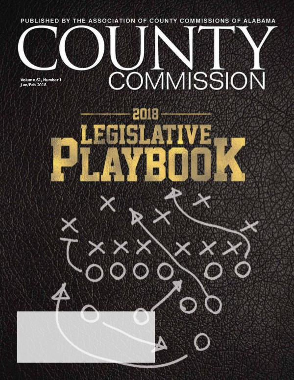 County Commission | The Magazine January February 2018