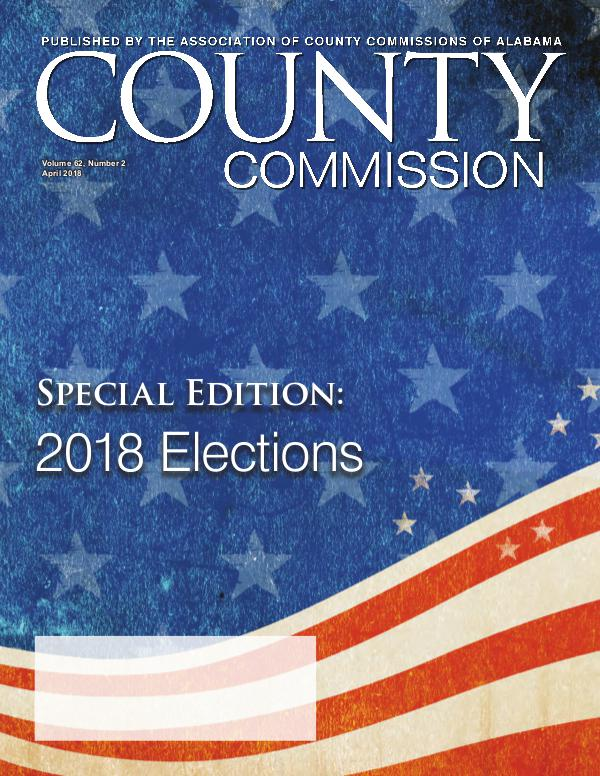 County Commission | The Magazine April 2018