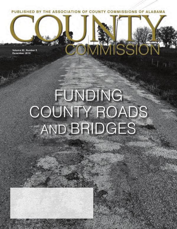 County Commission | The Magazine December 2018