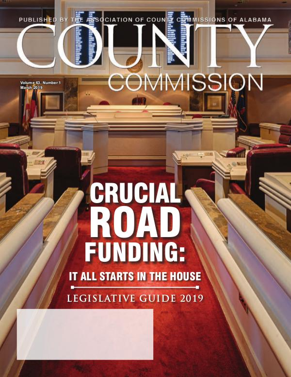 County Commission | The Magazine March 2019
