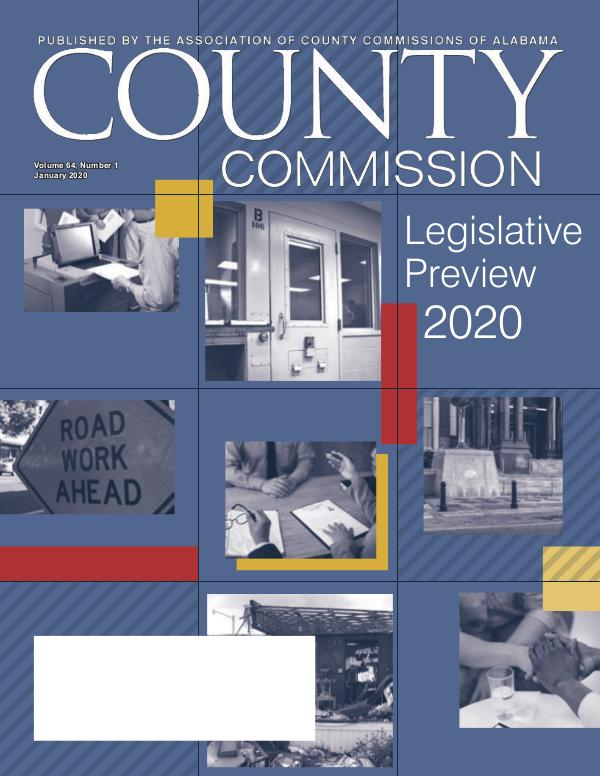 County Commission | The Magazine January 2020