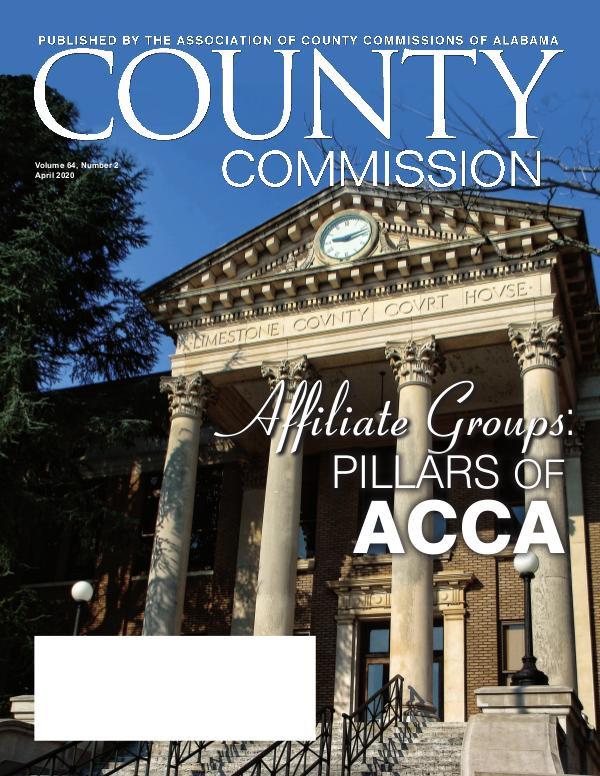 County Commission | The Magazine April 2020