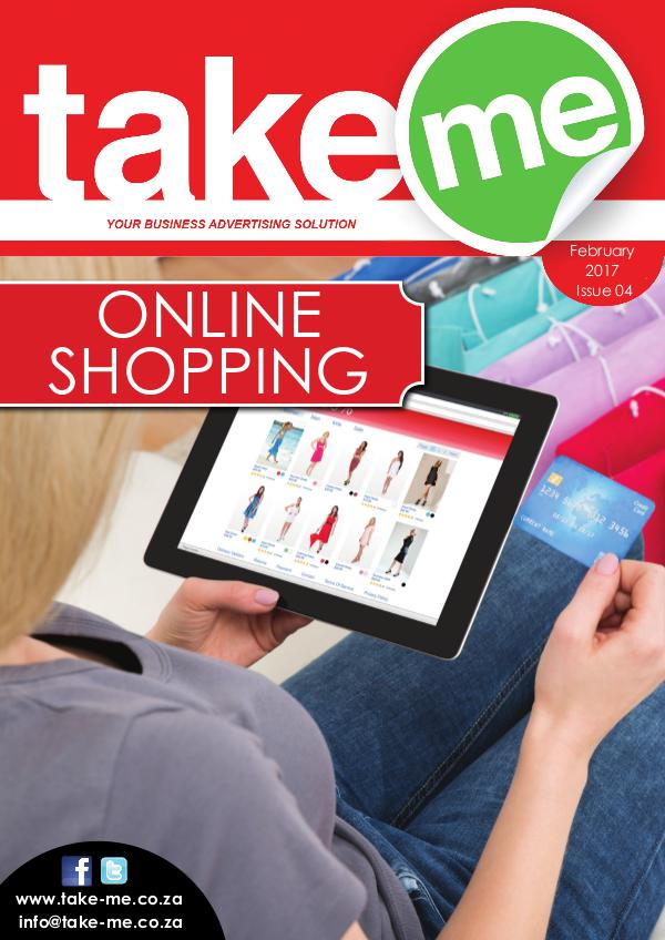 TakeMe Online Shopping Feb 2017