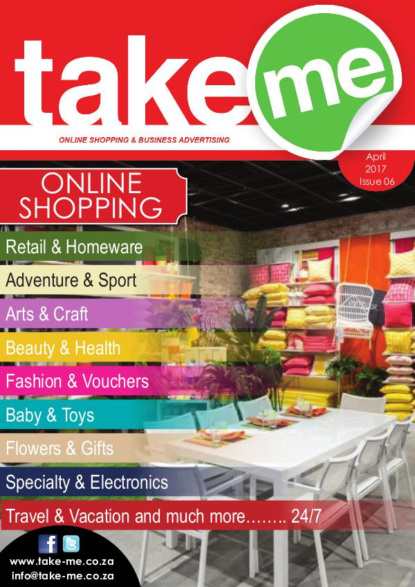 TakeMe Online Shopping April 2017