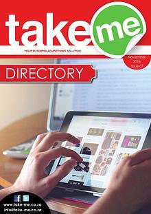 TakeMe Magazine Directory