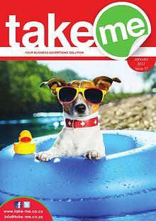 TakeMe Magazine 2016