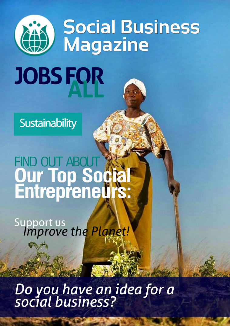 Social Business Magazine 1