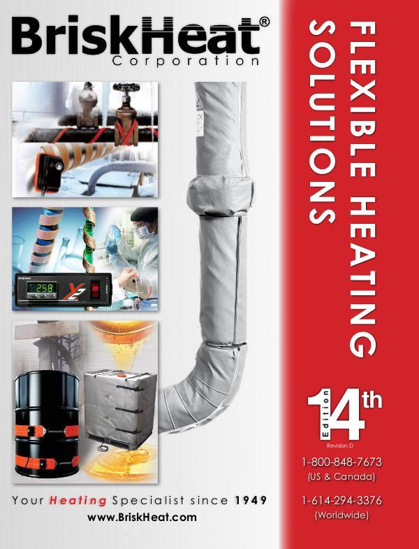 BriskHeat-Product-Catalog BriskHeat Product Catalog 14th Edition RevC