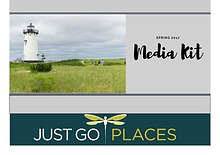 Just Go Places Spring 2017 Media Kit