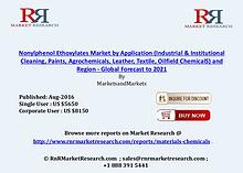 Nonylphenol Ethoxylates Market: Global Forecasts to 2021