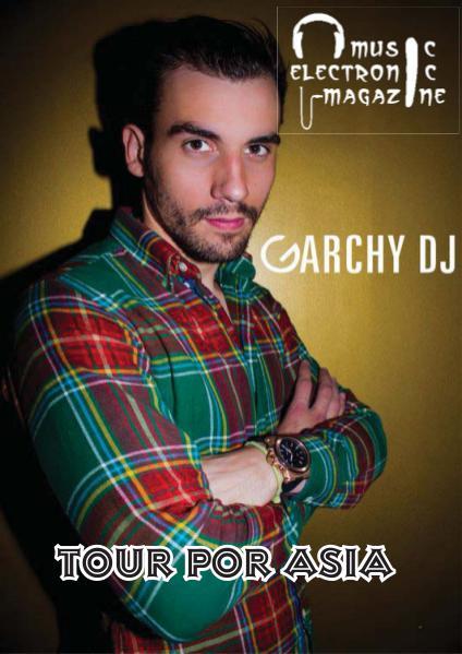 Portada Nº 4 - Garchy DJ Sept. 2014