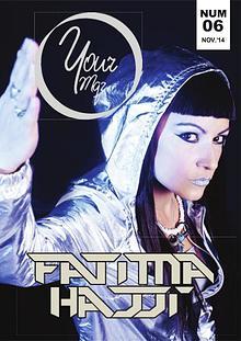 Portada Nº6 - Fatima Hajji