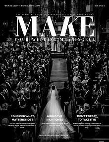 Charlotte Wedding Bosses: Make Your Wedding Meaningful