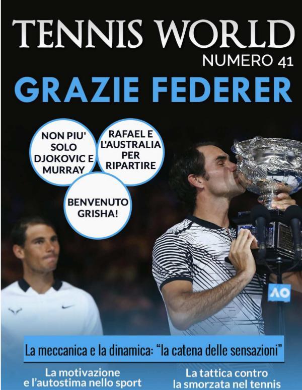 Tennis World Italia n 41 Tennis World Italia n. 41