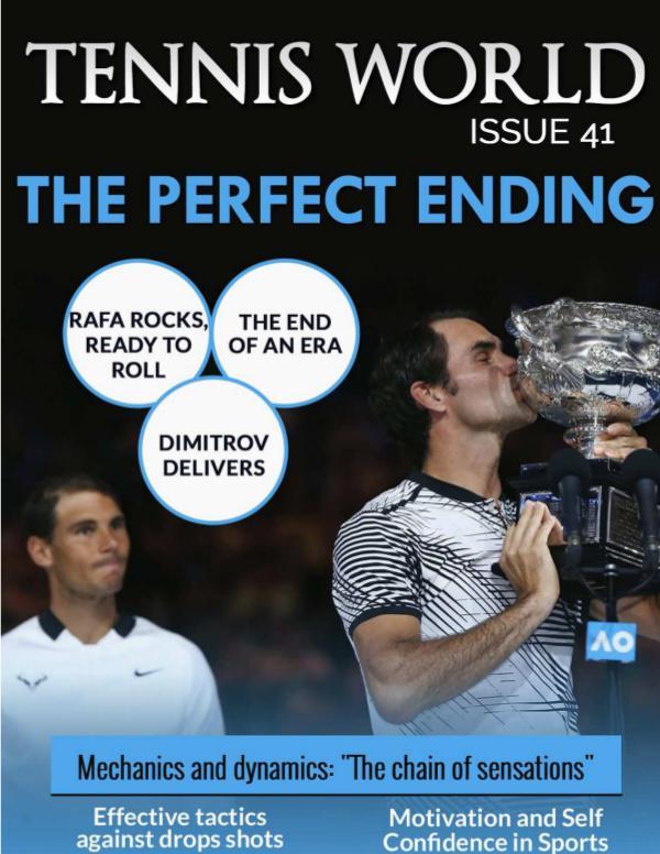 Tennis World english 41 Tennis World english n. 41