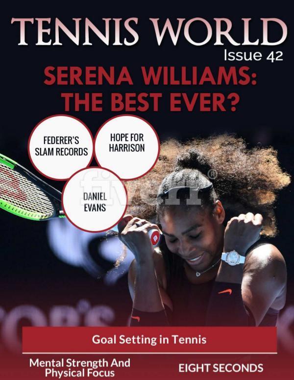Tennis world english n.42 Tennis World english n. 42