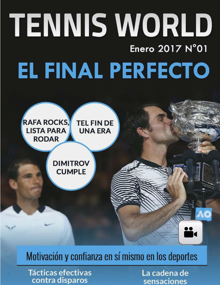 Tennis World ES n. 01 Tennis World ES n.01