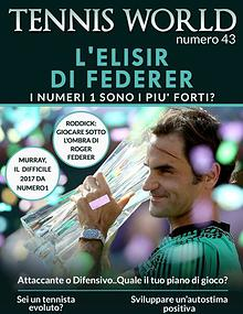 Tennis world Italia n 43