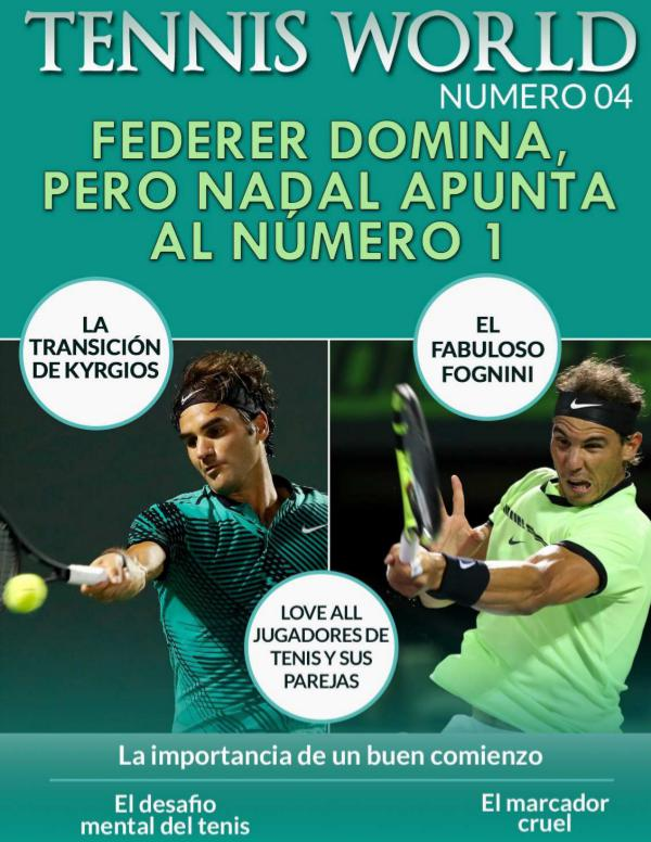 Tennis world es n 04 Tennis World ES n. 04