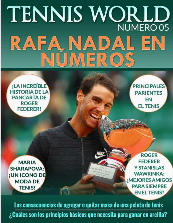 Tennis world es n 05 Tennis World ES n. 05
