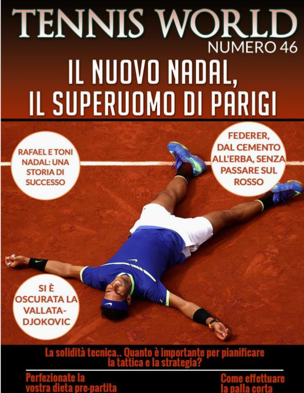 Tennis World Italia n 46 Tennis World Italia n. 46