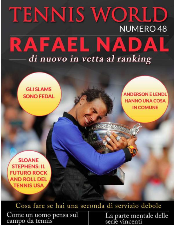 Tennis world italia n 48 Tennis World Italia n. 48