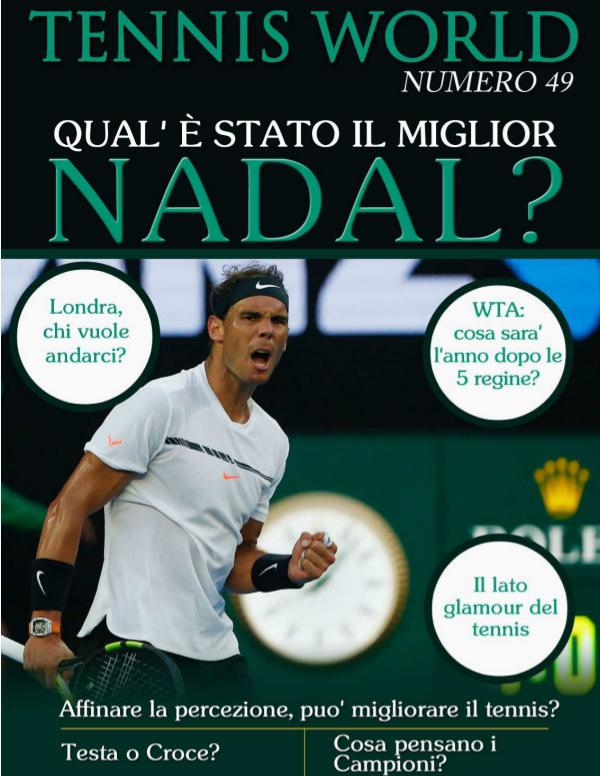 Tennis world italia n 49 Tennis World Italia n. 49