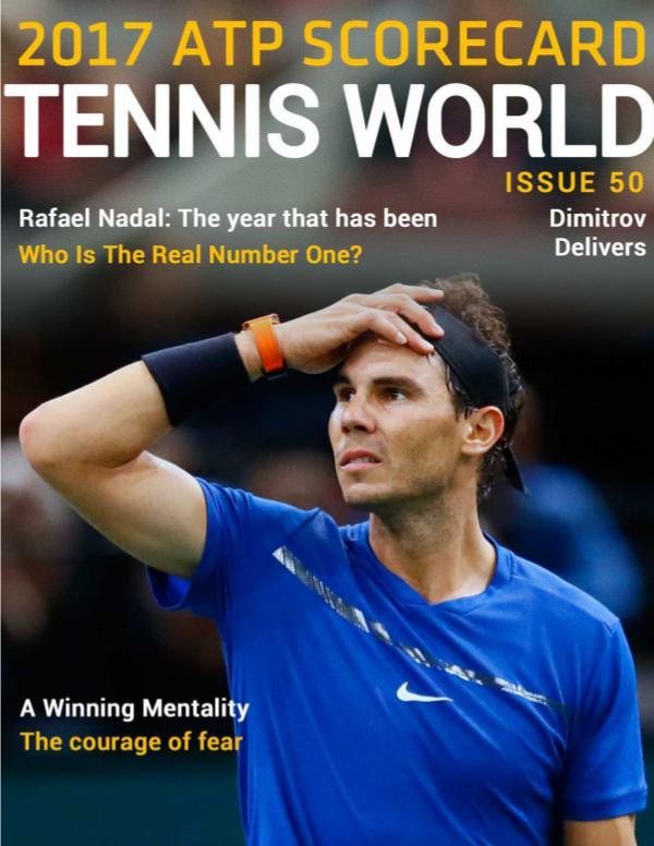 Tennis world en n 50 Tennis World issue 50