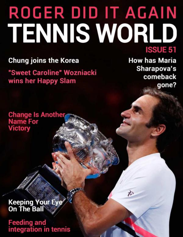 Tennis World n. 51 Tennis World 51
