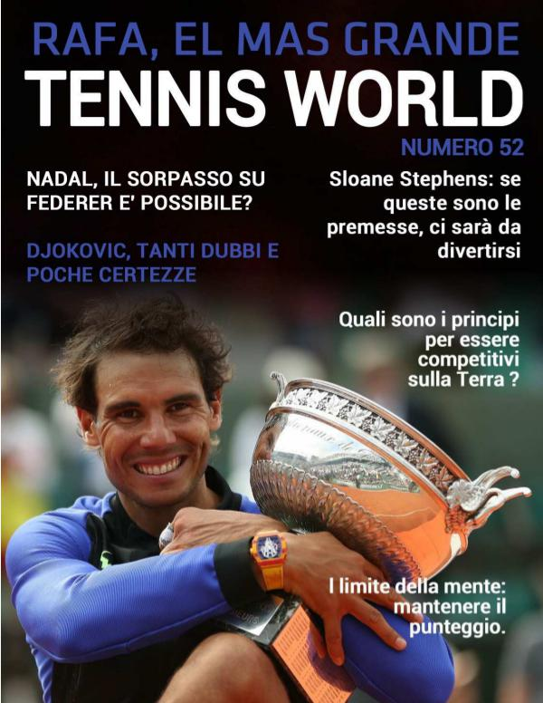 Tennis World Italia n. 52 Tennis World Italia n. 52