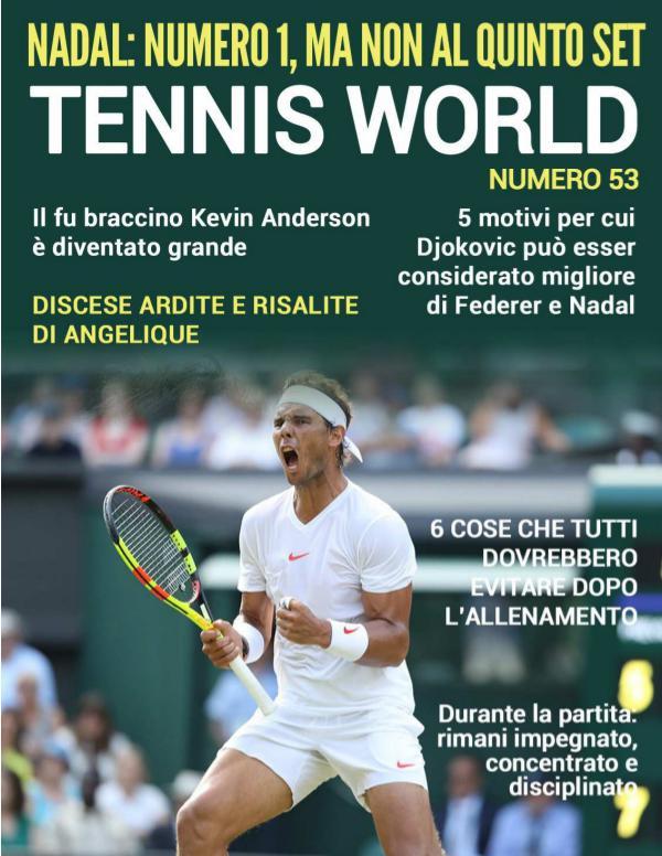 Tennis World Italia 53 Tennis World Magazine 53