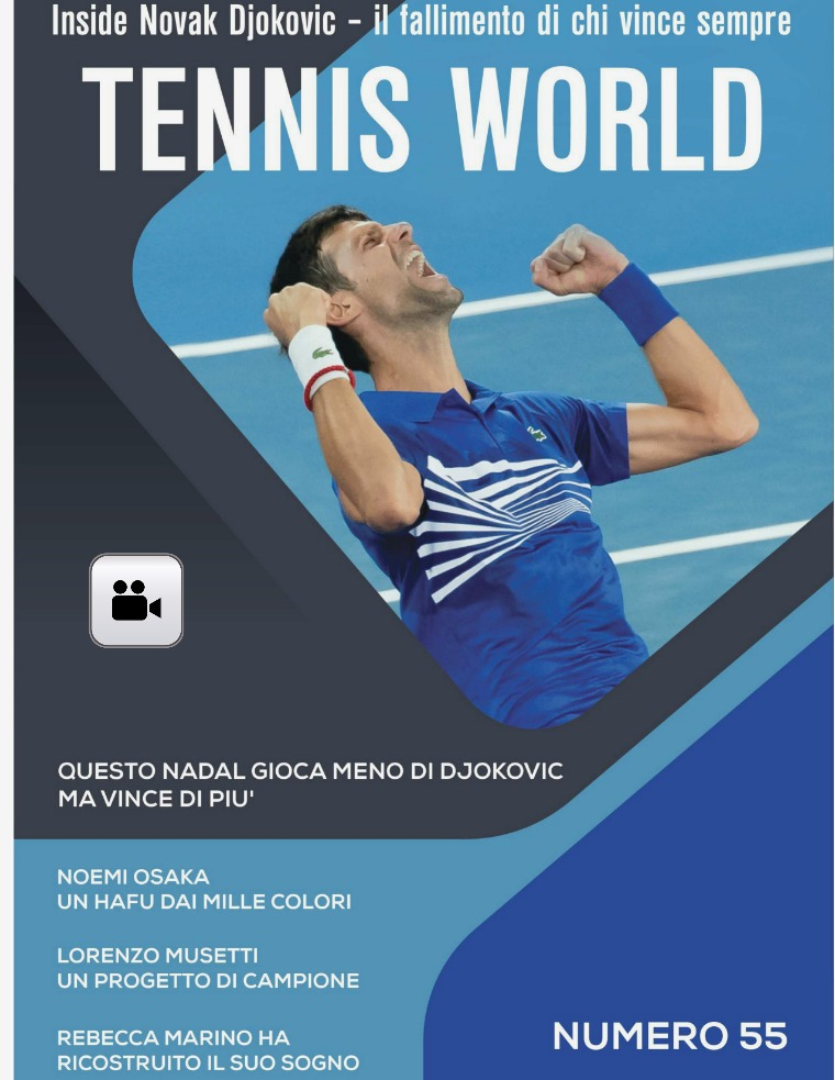 Tennis World Italia 55 TENNIS WORLD ITALIA 55
