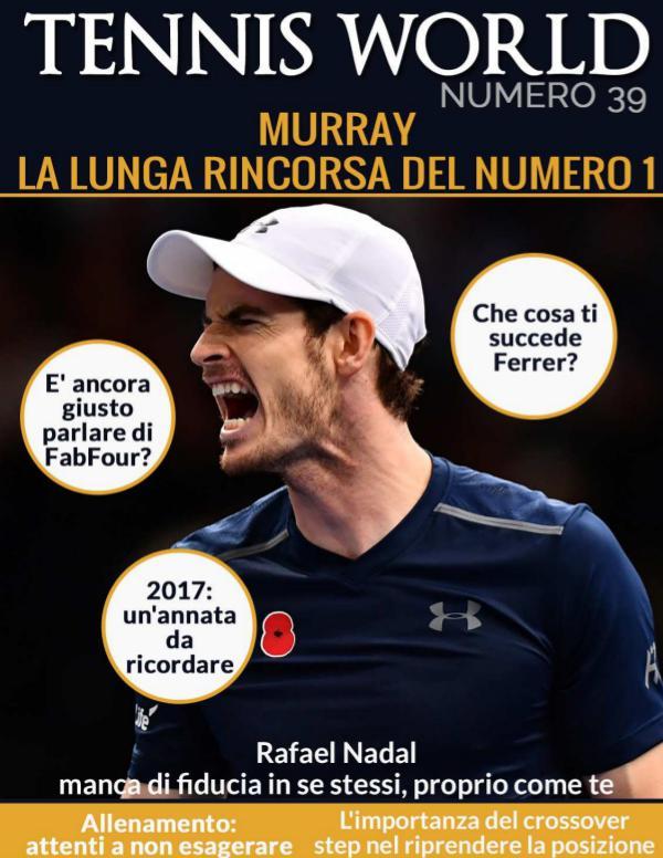 Tennis World Italia n 39 Tennis World Italia n. 39