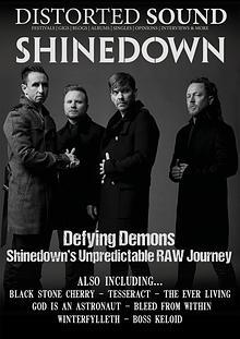Distorted Sound Magazine