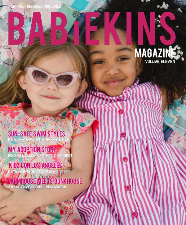 e7ce9a12952e Babiekins Magazine Volume 11 - Cover 2