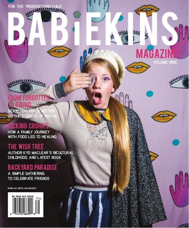 feeb361af743 Babiekins Magazine Volume Nine