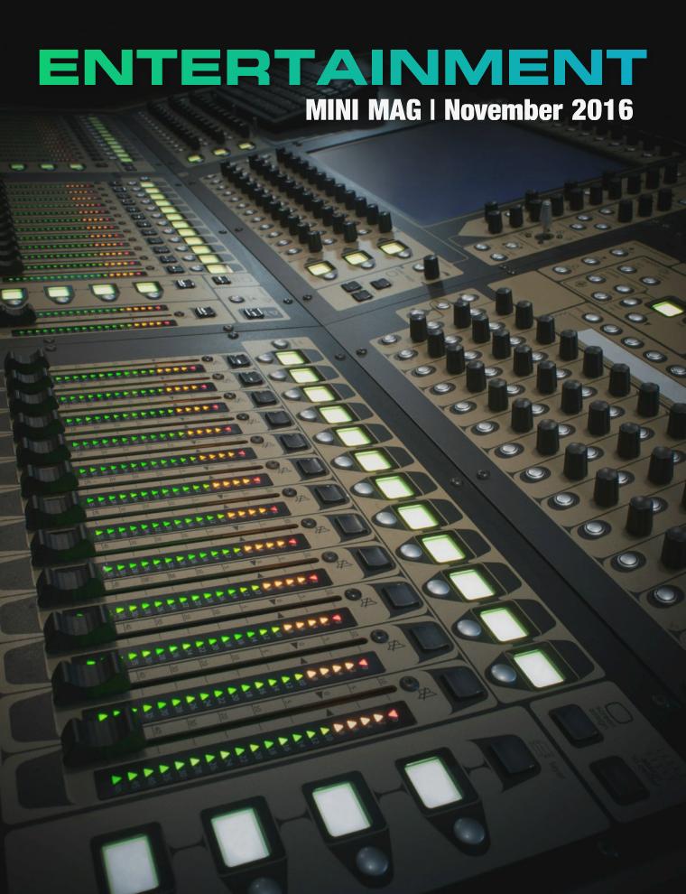 TNT Mini-Mag Entertainment | November 16'