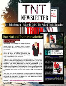 The Naked Truth Newsletter