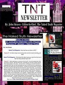 The Naked Truth Newsletter