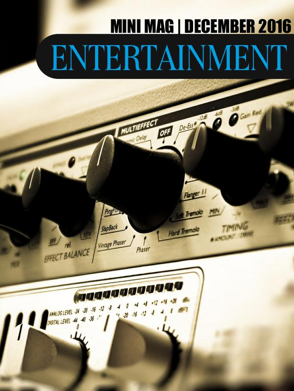 Entertainment   December 16'